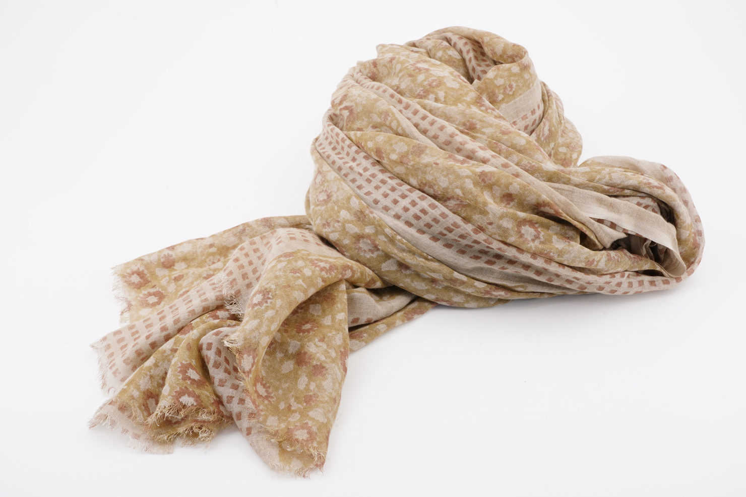 SCARF GOLDEN 180X100 BY ROOM