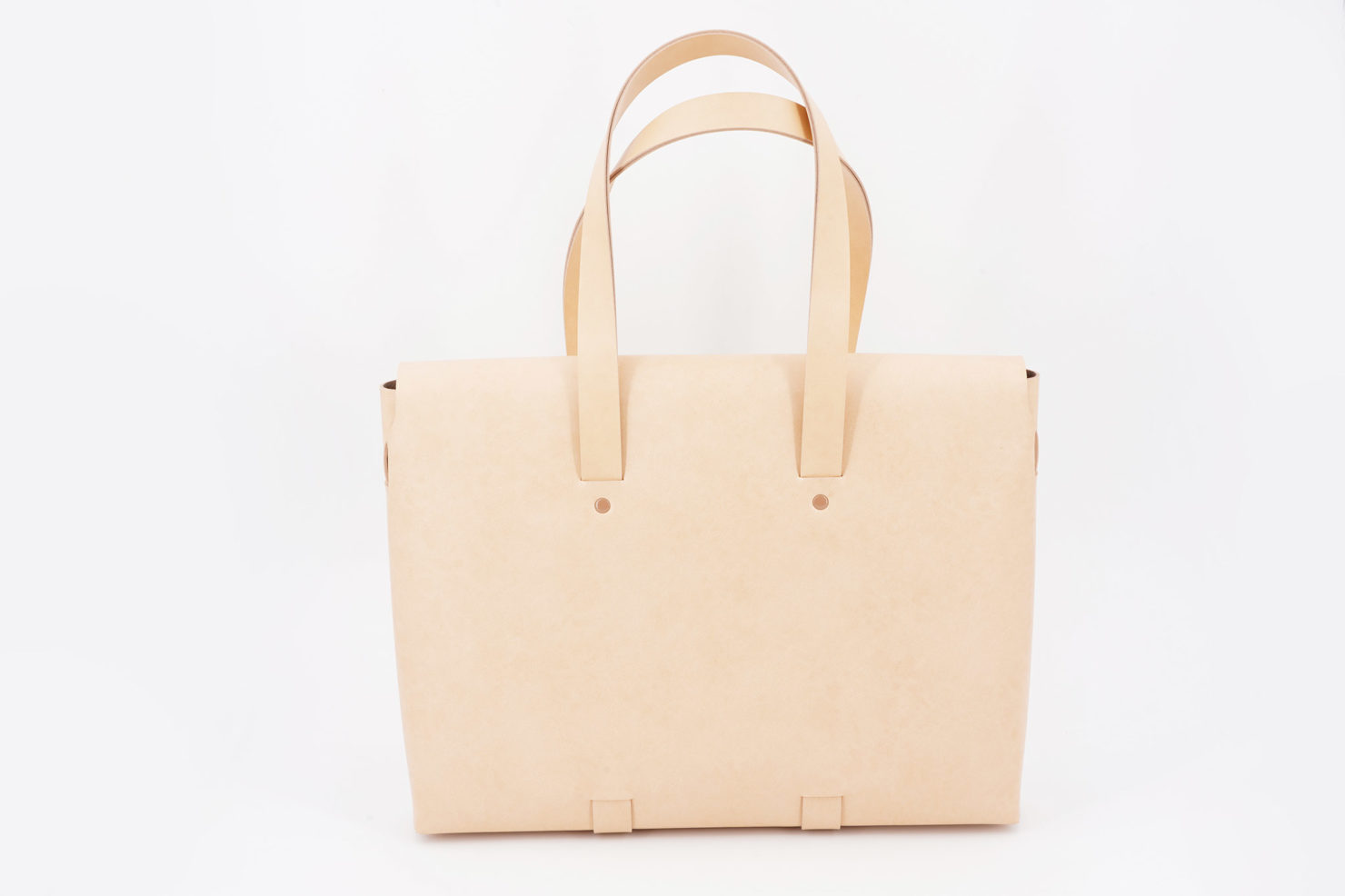 SEAMLESS DOCUMENT BAG NUDE