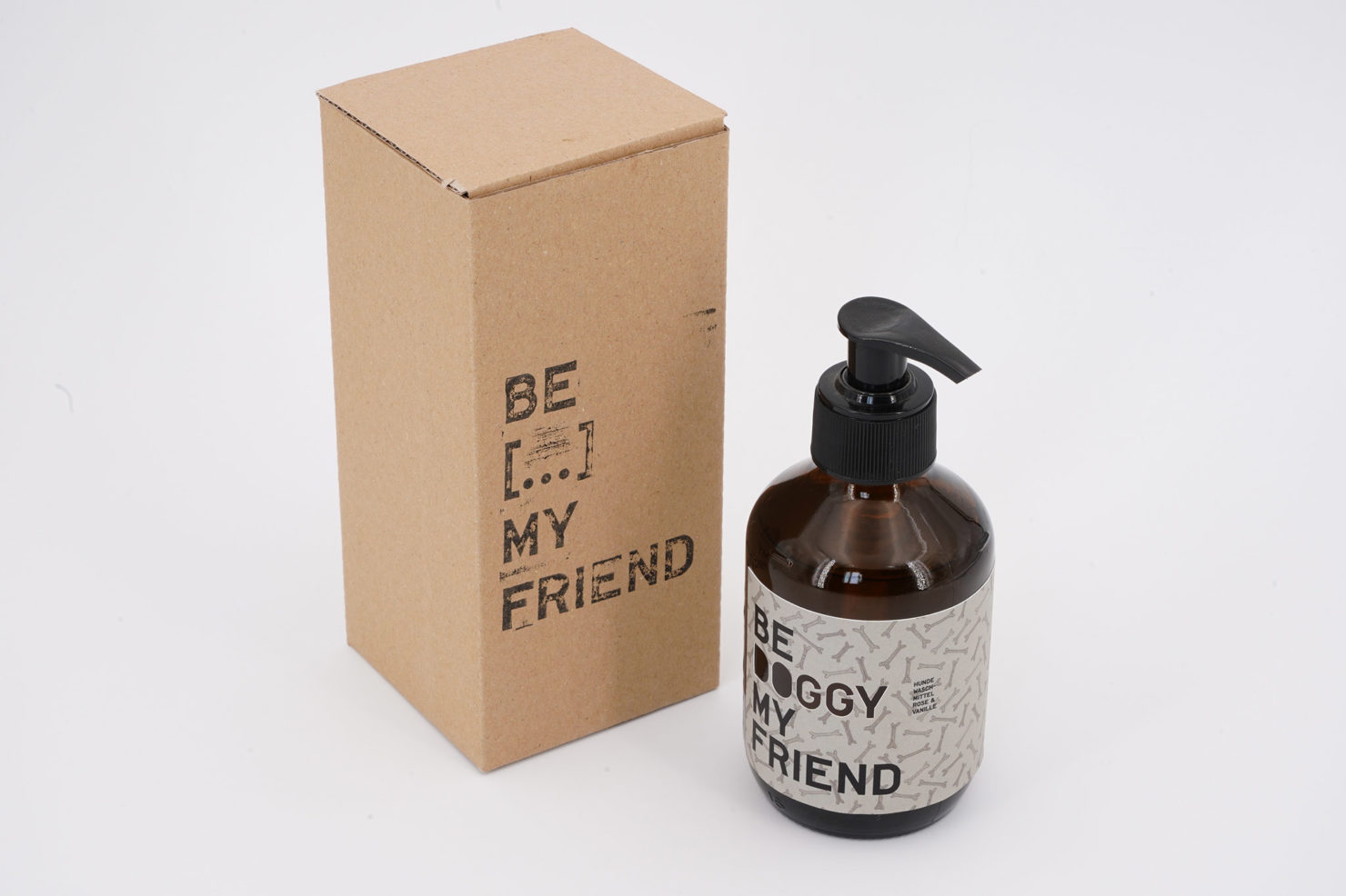 BE DOGGY MY FRIEND 200ML BE MY FRIEND