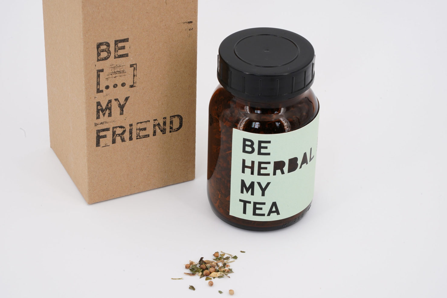 BE HERBAL MY TEA 50G BE MY FRIEND