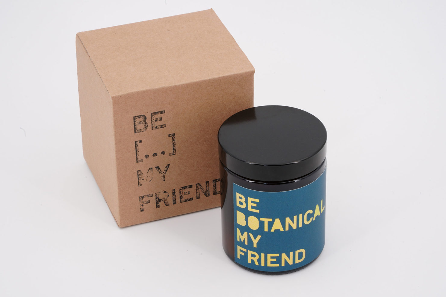 BE LIT&SCENT MY FRIEND BOTANICAL 180ML BE MY FRIEND