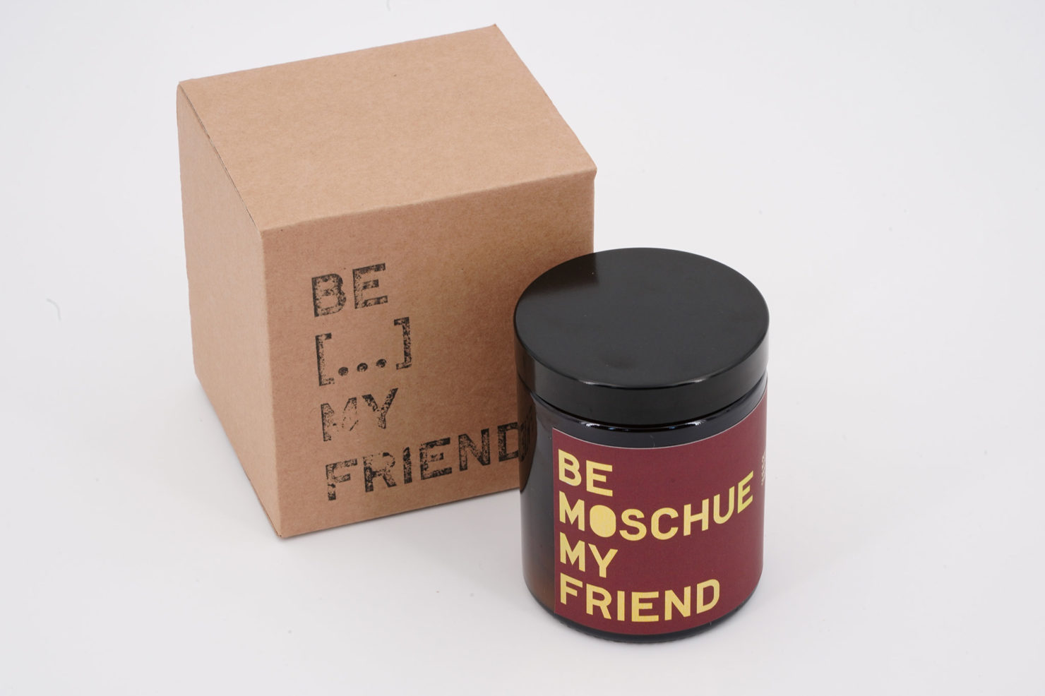 BE LIT&SCENT MY FRIEND MOSCHUE 180ML BE MY FRIEND