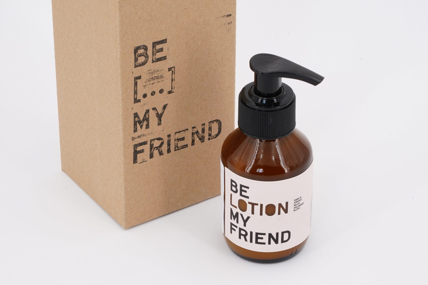 BE LOTION MY FRIEND 100ML BE MY FRIEND