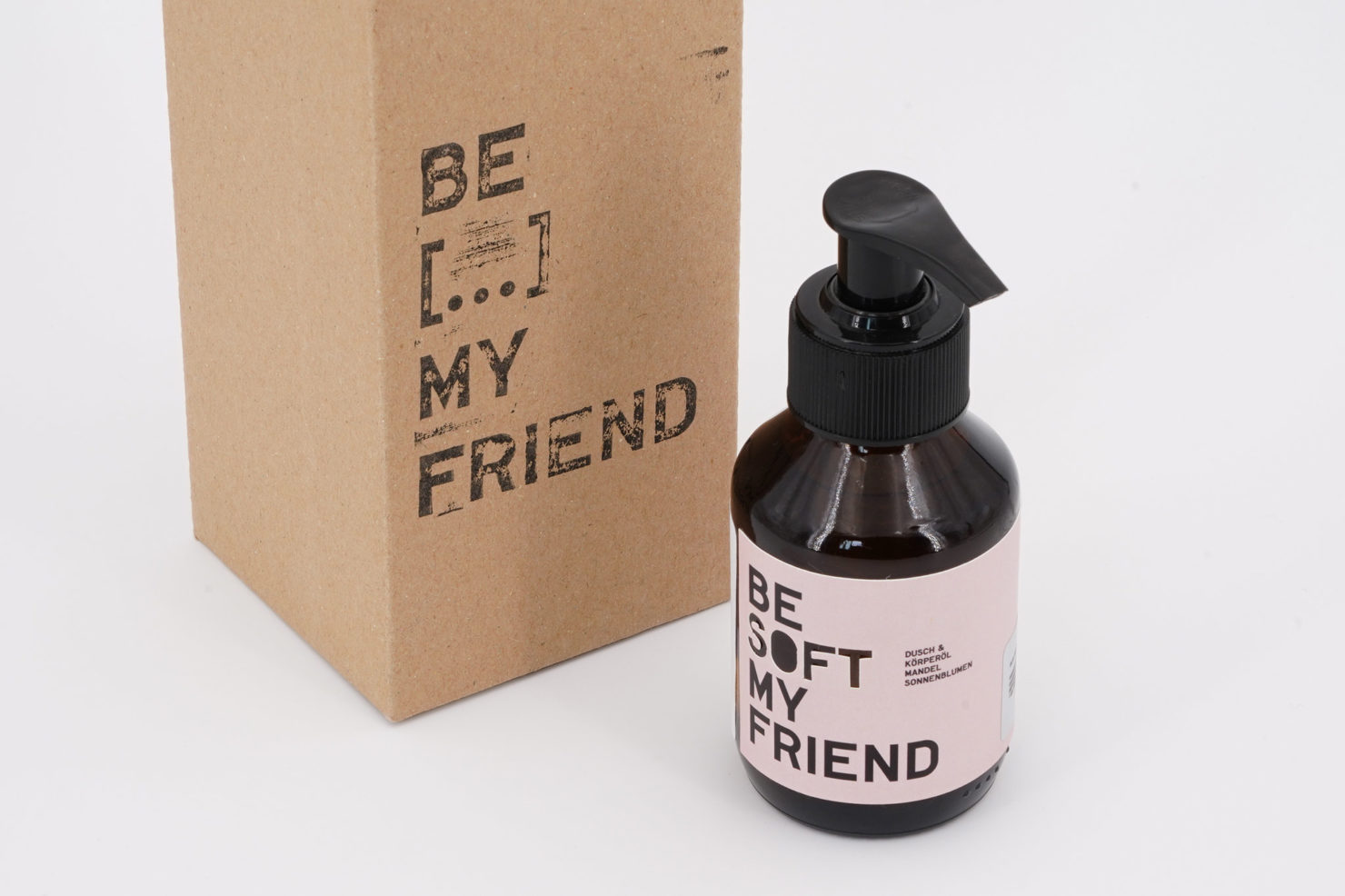 BE SOFT MY FRIEND OIL 100ML BE MY FRIEND