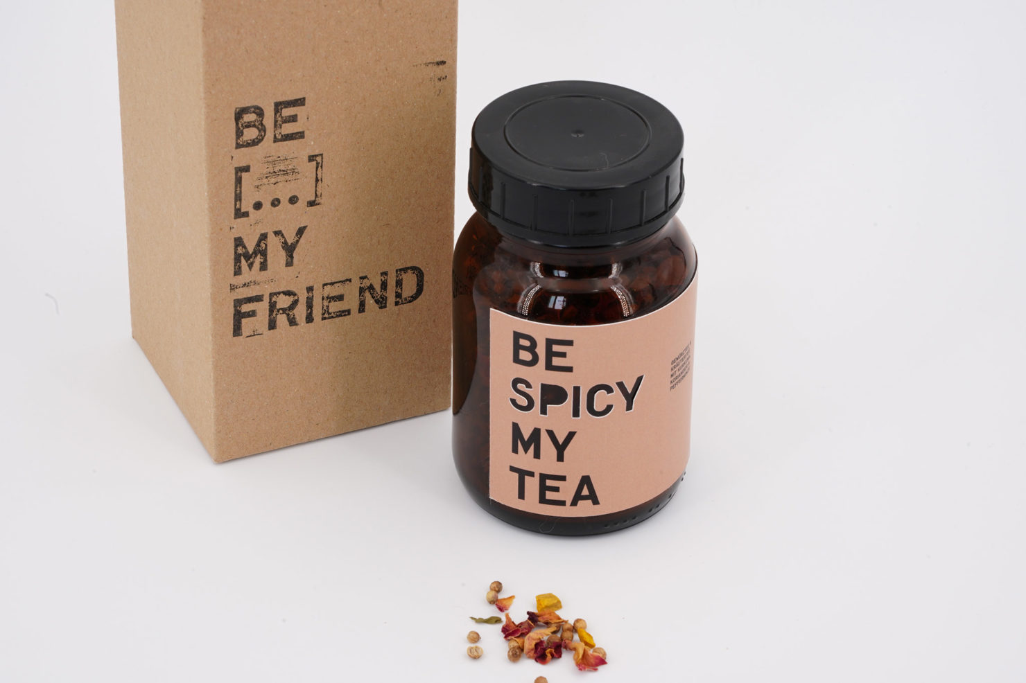 BE SPICY MY TEA 60GR BE MY FRIEND