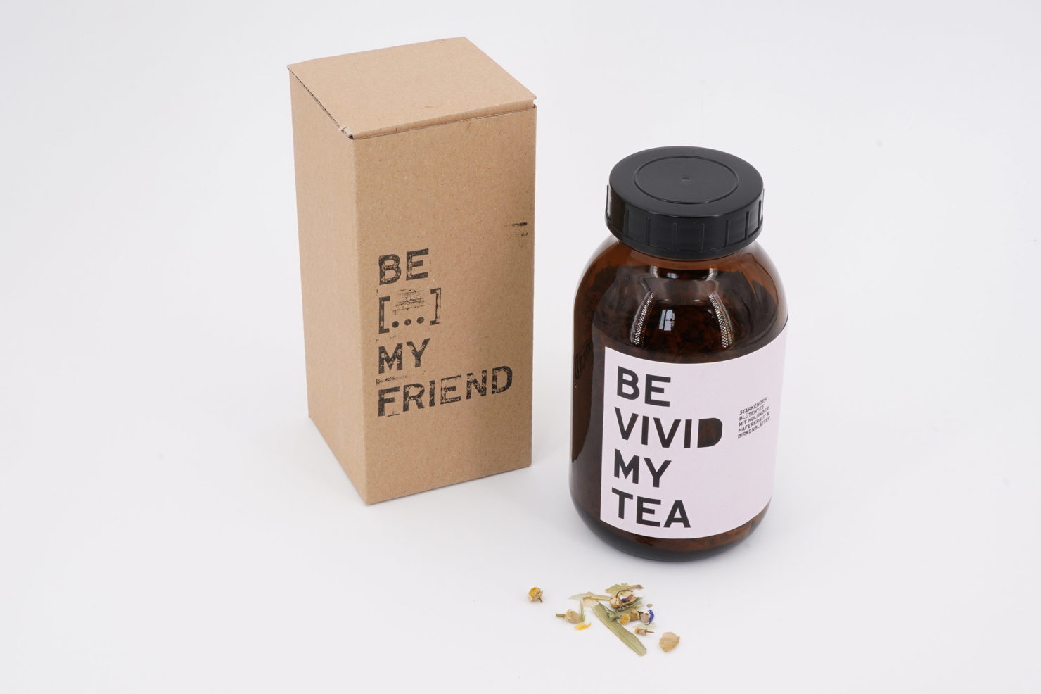 BE VIVID MY TEA 50G BE MY FRIEND