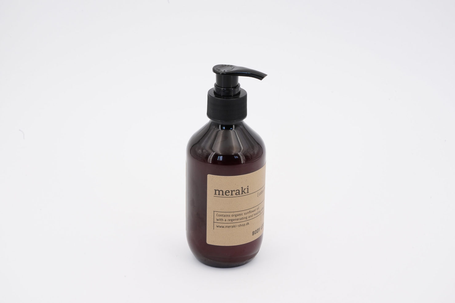 BODY LOTION COTTON HAZE 300 ML MERAKI