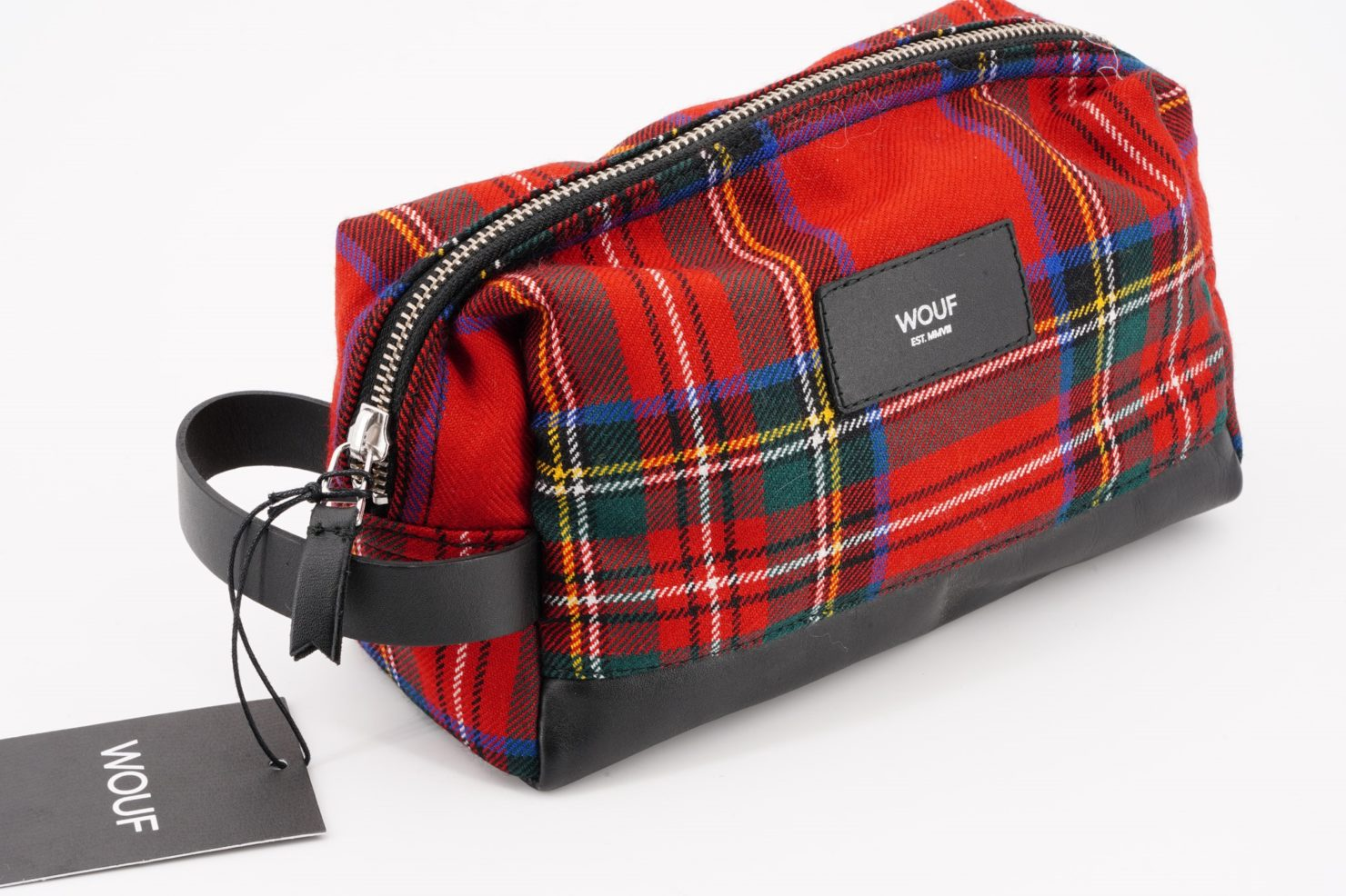 NAVY SCOTLAND TRAVEL CASE - WOUF
