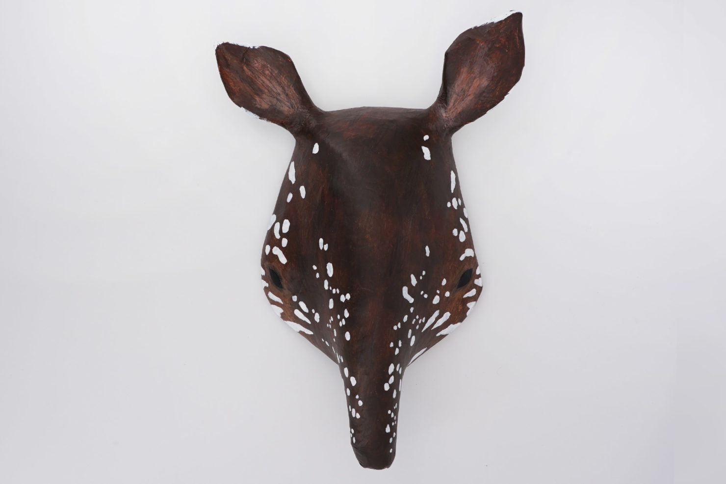 PAPER MACHE SCULPTURE TAPIR ABIGAIL BROWN