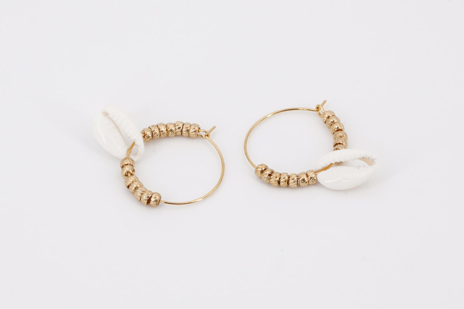 SAPHO HOOP EARRINGS MEDICINE DOUCE