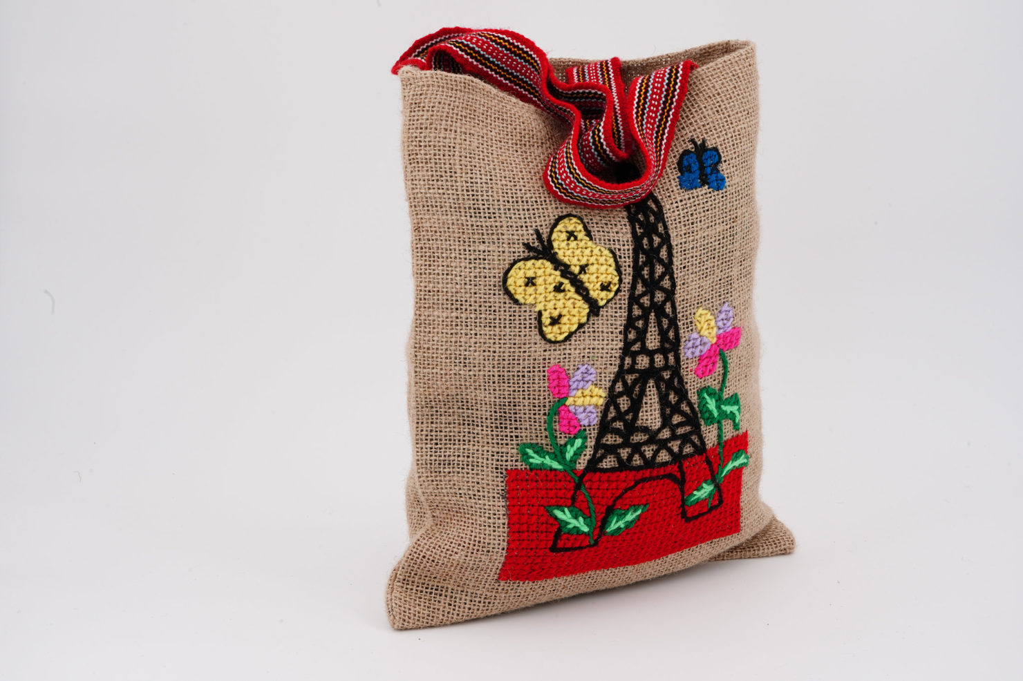 SMALL EIFFEL TOWER BAG PO PARIS