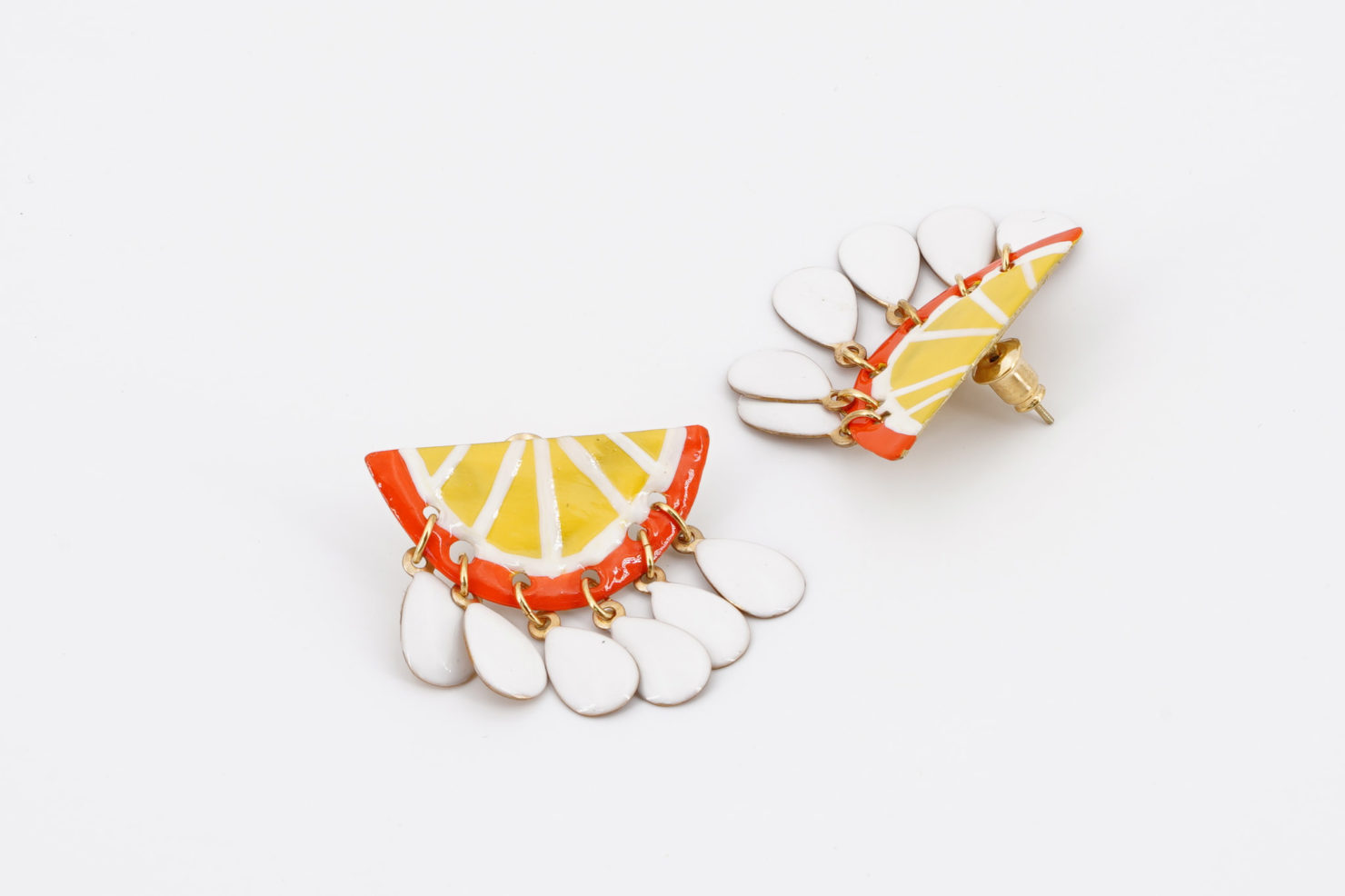 CITRON EARRINGS - SUSAN ALEXANDRA