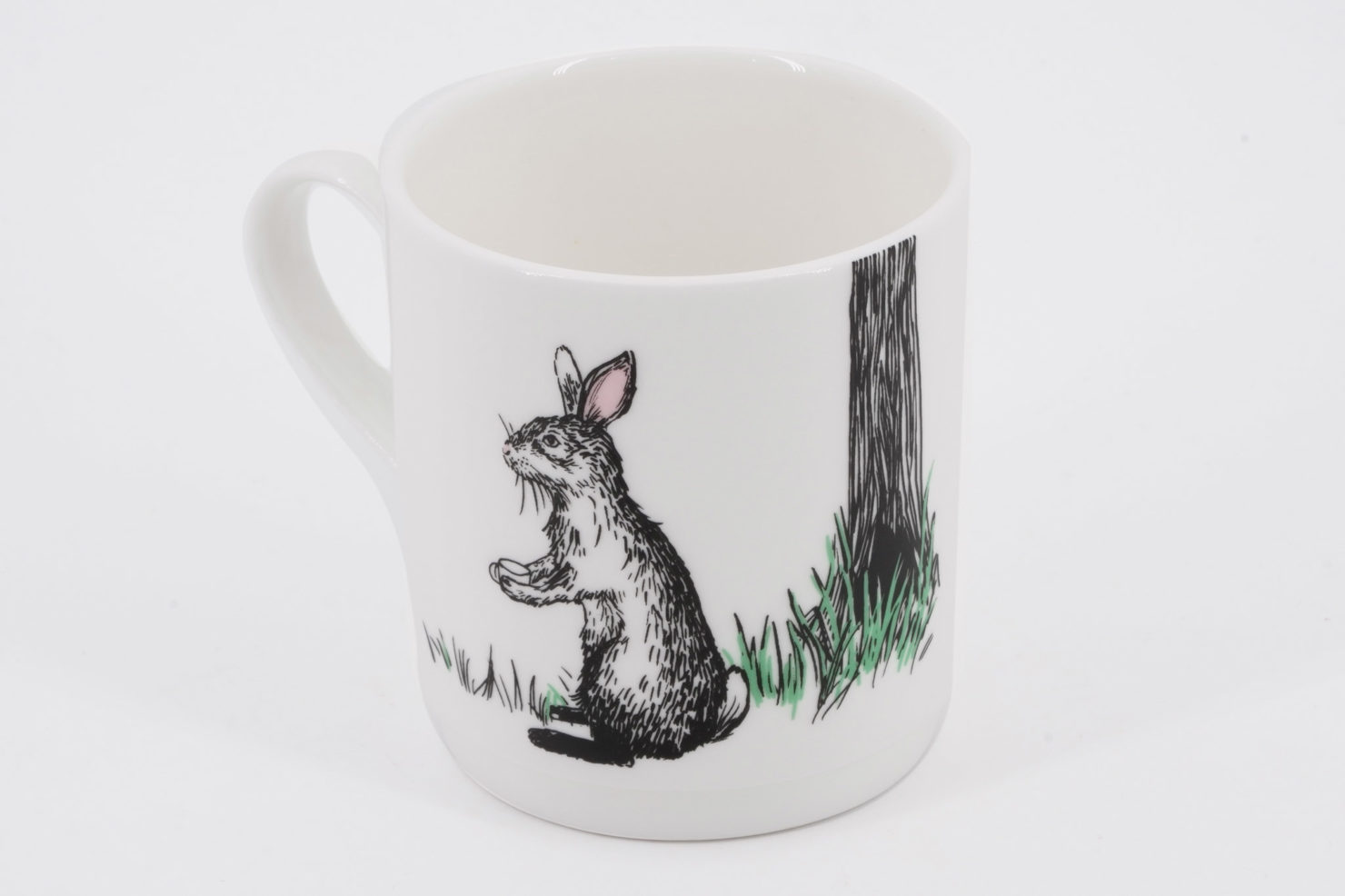 STACKING TREE CUP-RABBIT - JIMBOBART