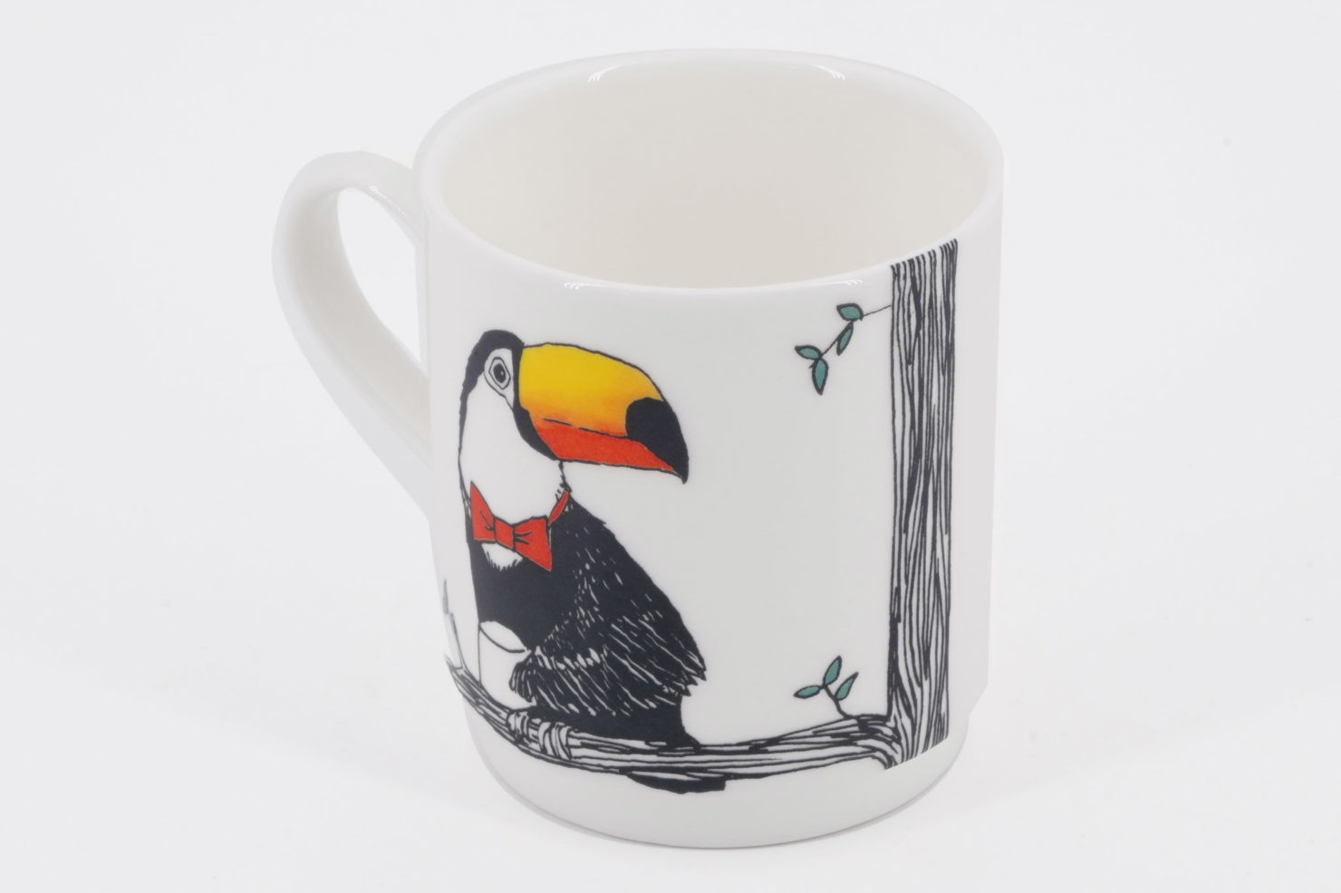 STACKING TREE CUP-TOUCAN - JIMBOBART