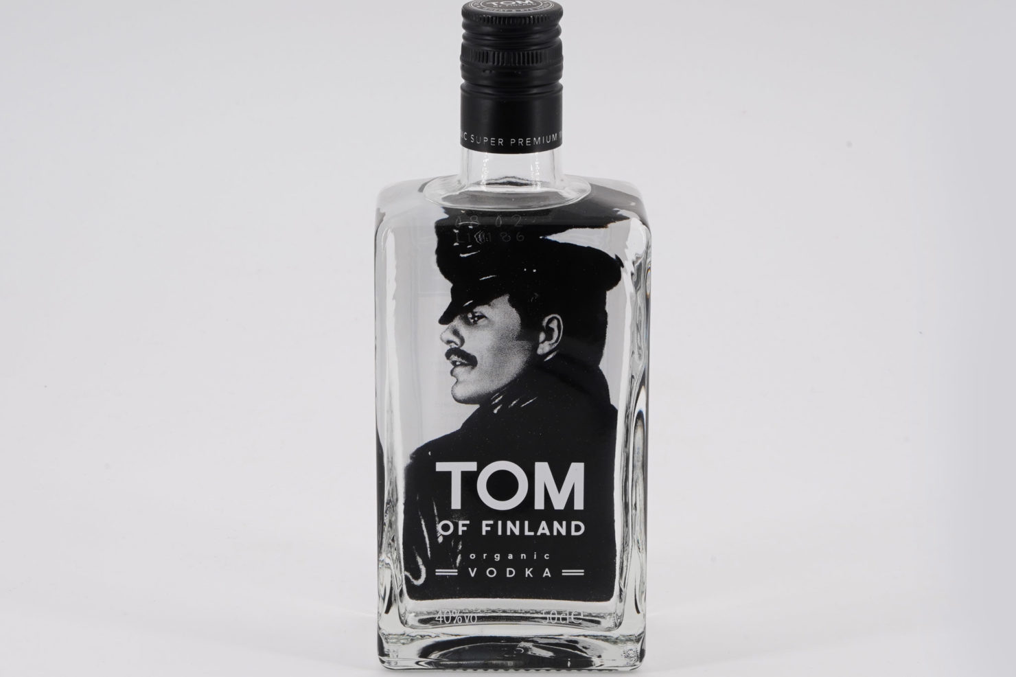 TOM OF FINLAND VODKA 50 ML SPIRIT OF TOM