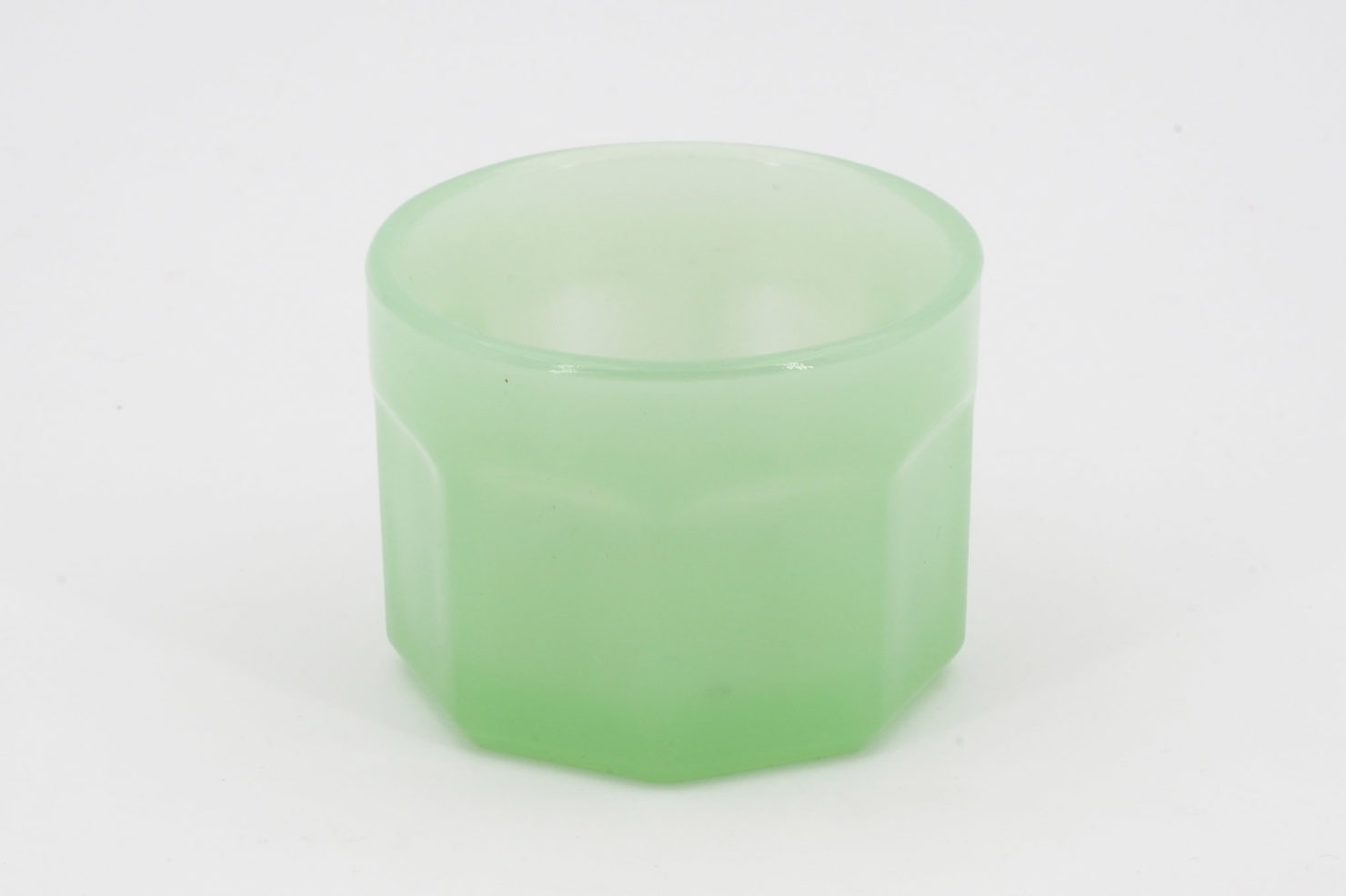 GREEN JADE SMALL GLASS 16 CL - SERAX