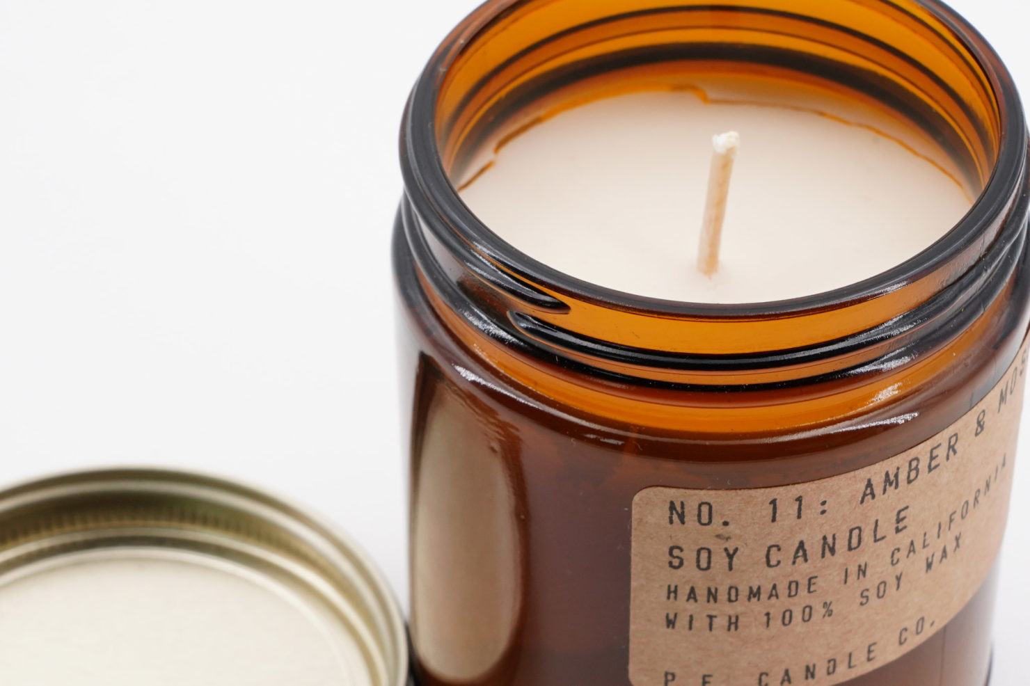 SC-AMBER & MOSS - P.F. CANDLE CO.