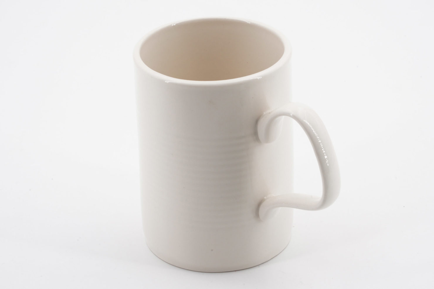 TIN CAN MUG LARGE WHITE- STOLEN FORM