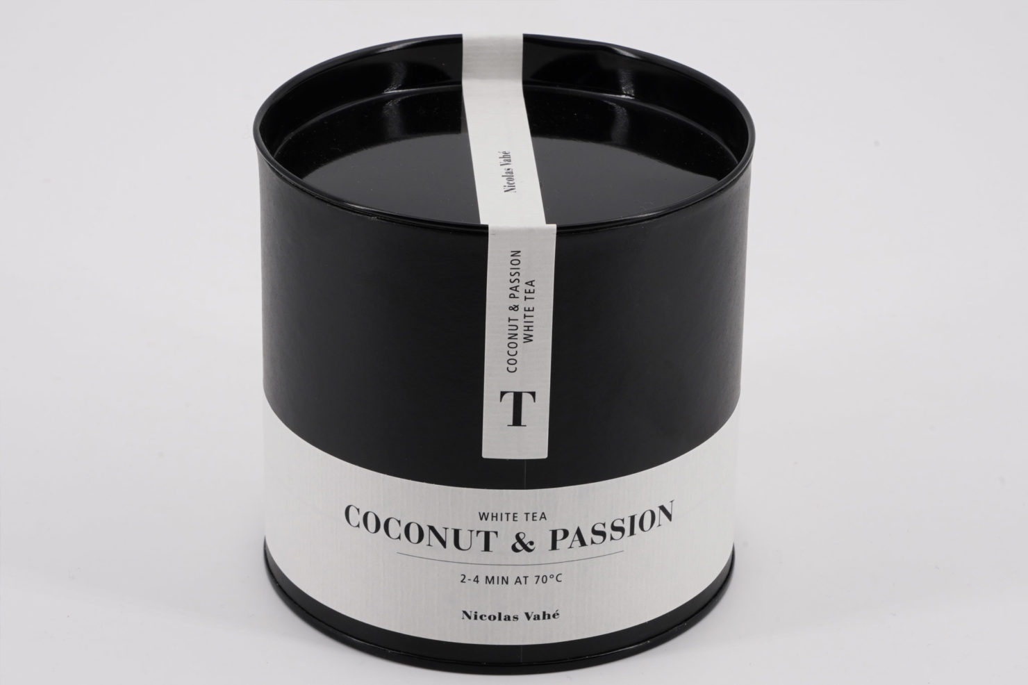 WHITE TEA, COCONUT AND PASSION, 100 GR