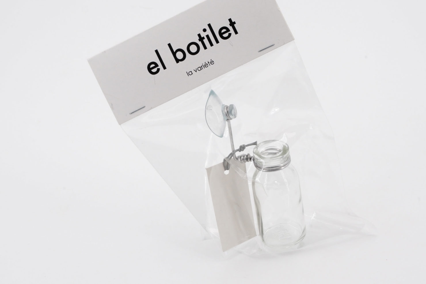HANGER BOTTLE MINI - LA VARIETE BARCELONA