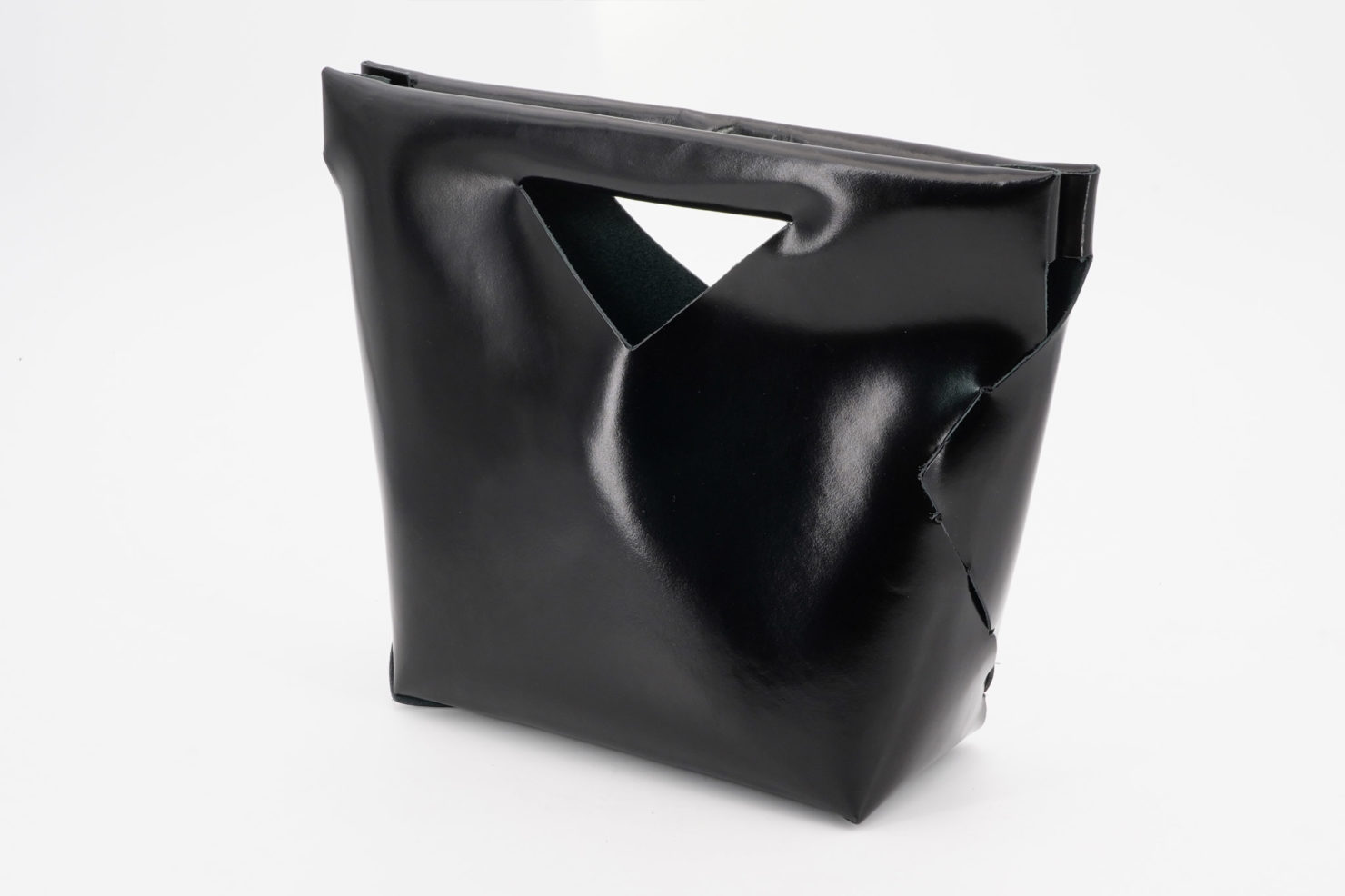 HAND LEATHER BAG SMALL - GOODJOB