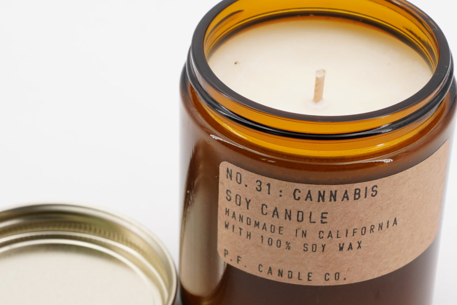 SC-CANNABIS - P.F CANDLE CO.