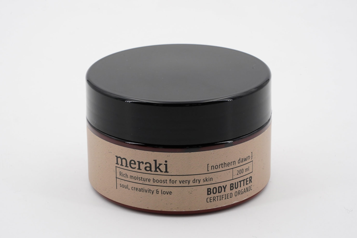 BODY BUTTER NORTHERN DAWN 200 ML - MERAKI