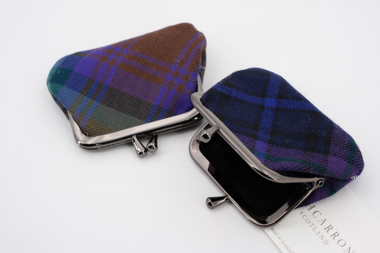 COIN PURSE ISLE OF SKYE - LOCHARRON OF SCOTLAND