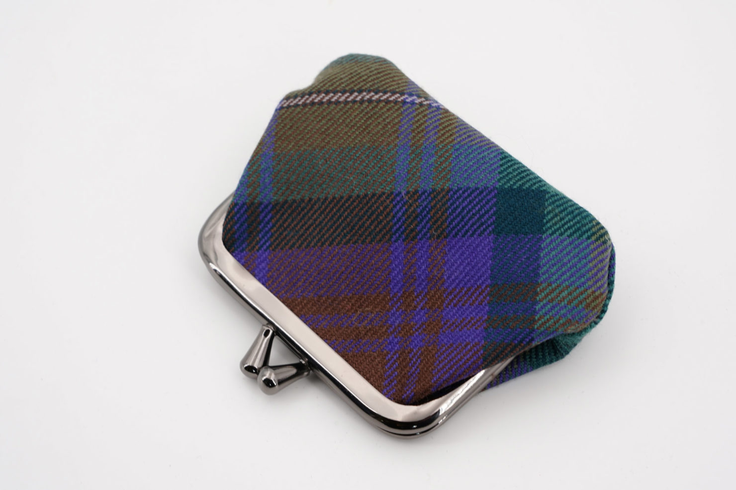 COIN PURSE SCOTLAND FOREVER - LOCHARRON OF SCOTLAND