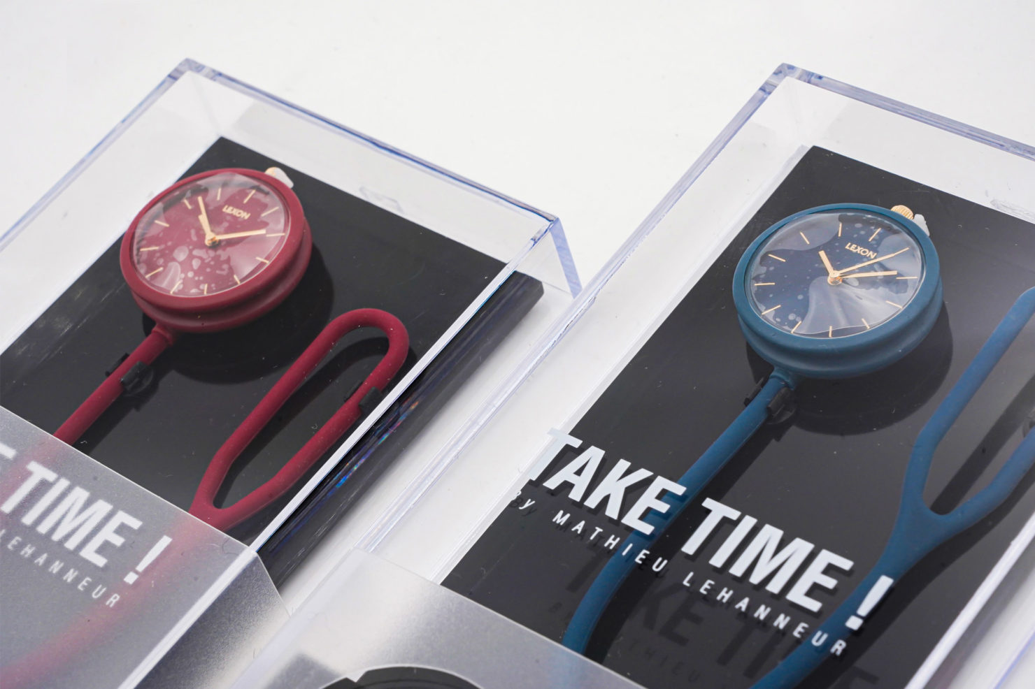 TAKE TIME ORIGINAL ANALOGIC WATCH ABS/SILICON - LEXON