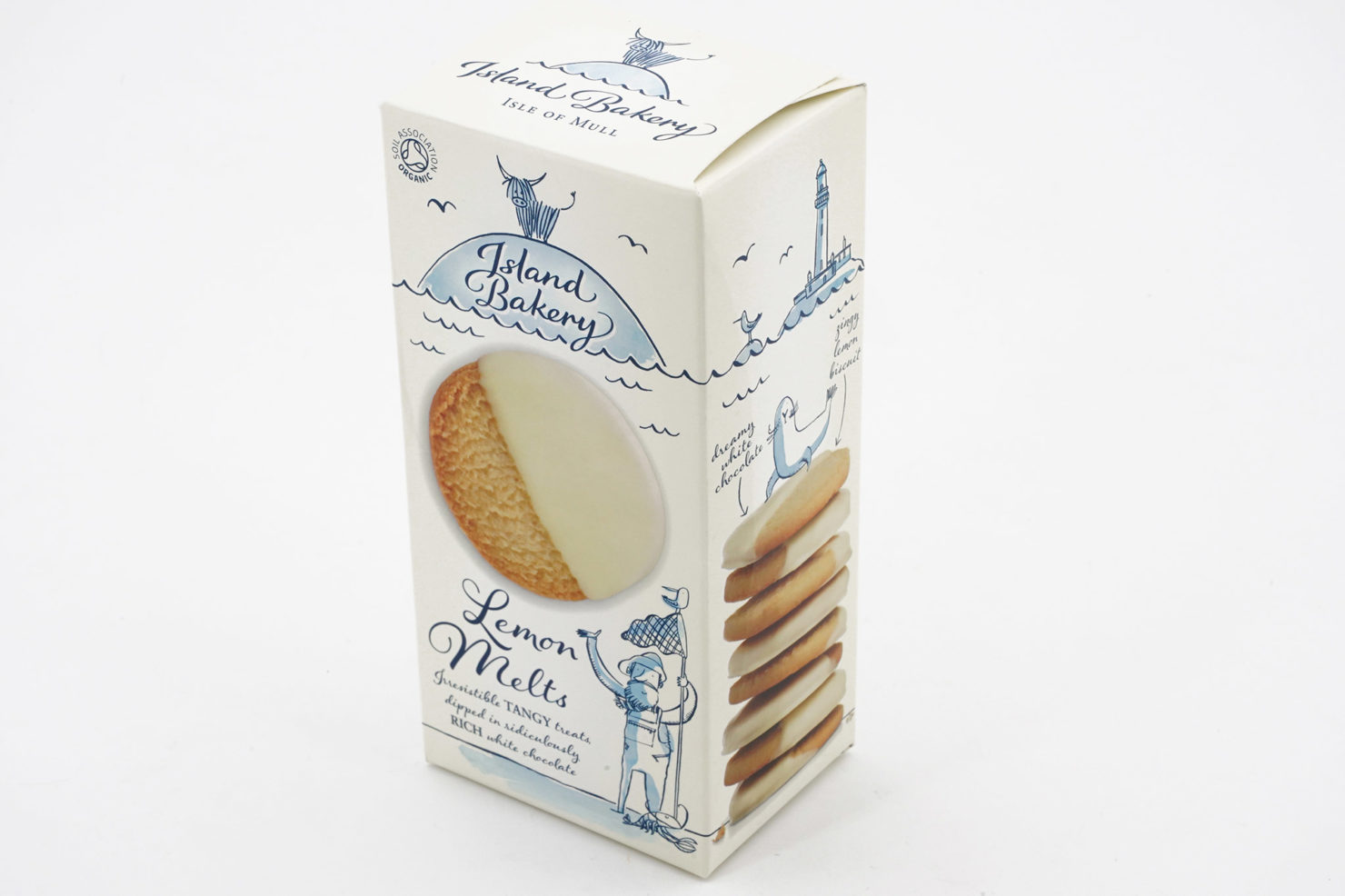 LEMON MELTS 150GR ORGANIC - ISLAND BAKERY