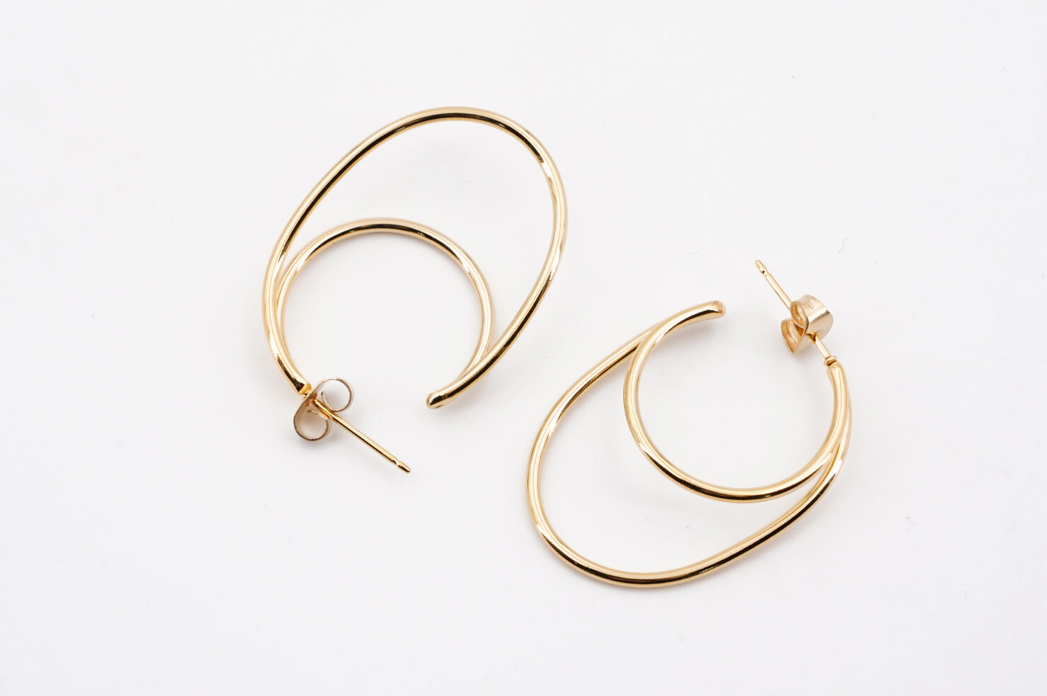 TURANDOT HOOP EARRINGS MAXI- MEDICINE DOUCE