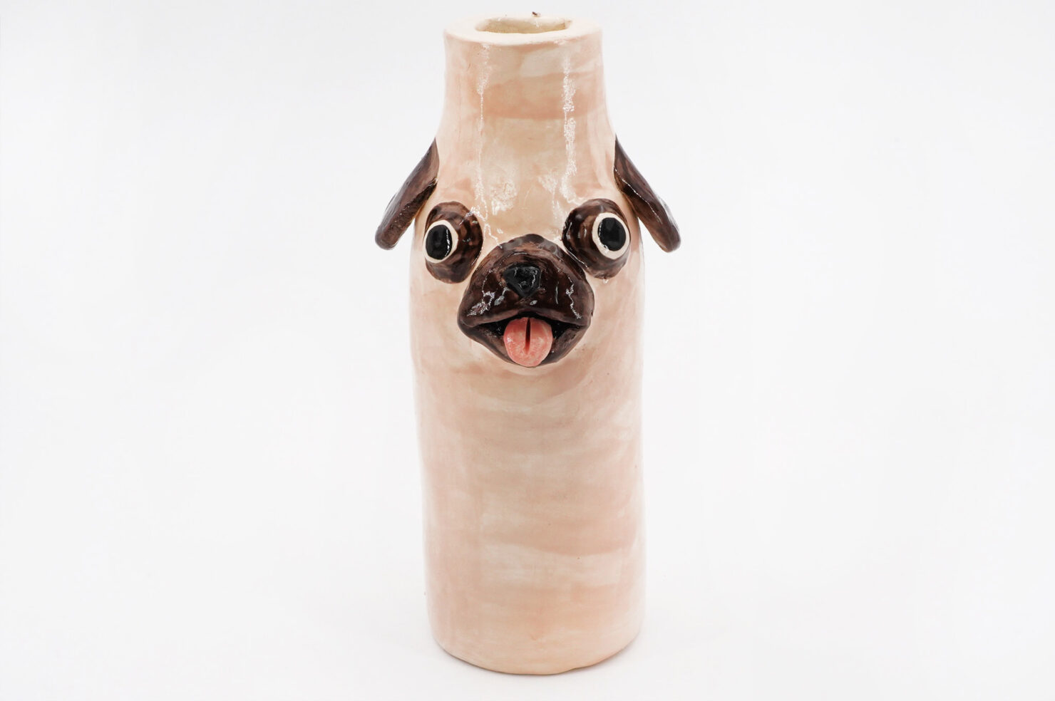 BIG EYES DOG VASE - KATIE KIMMEL