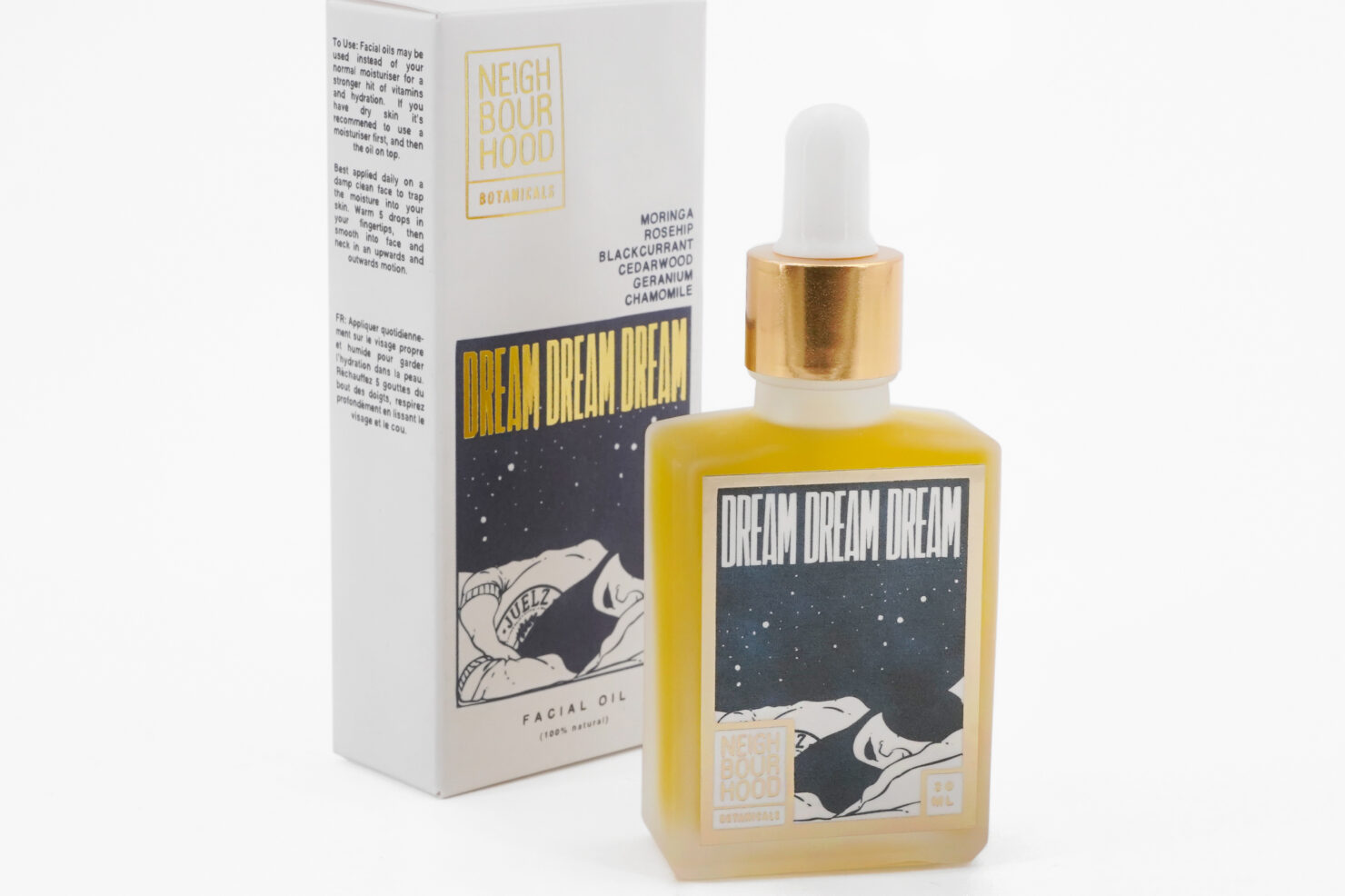 DREAM DREAM DREAM NIGHT FACIAL OIL - NEIGHBOURHOOD BOTANICALS