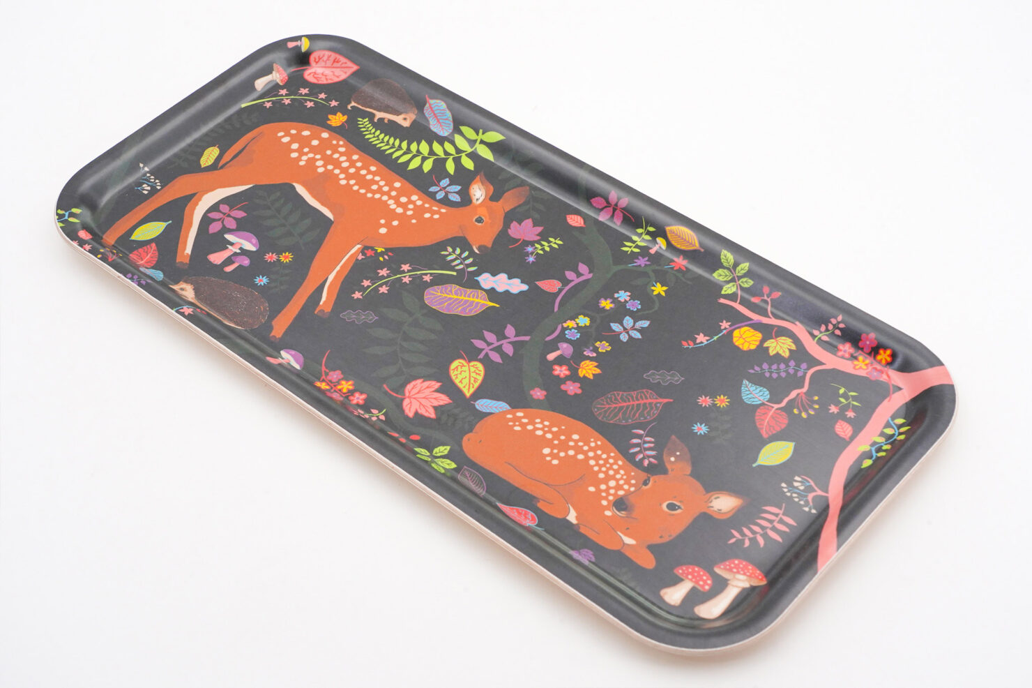 FAWNS NARROW BIRCH WOOD TRAY BY KAREN MABON - AVENIDA HOME