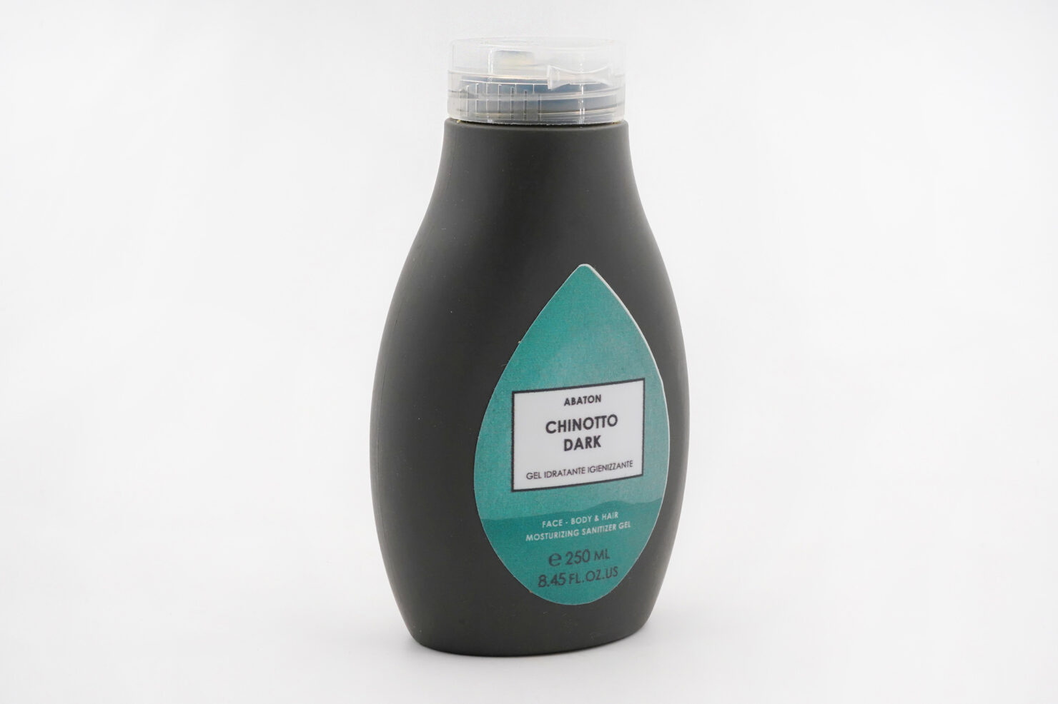 CHINOTTO DARK GEL SANITIZER100 ML - ABATON