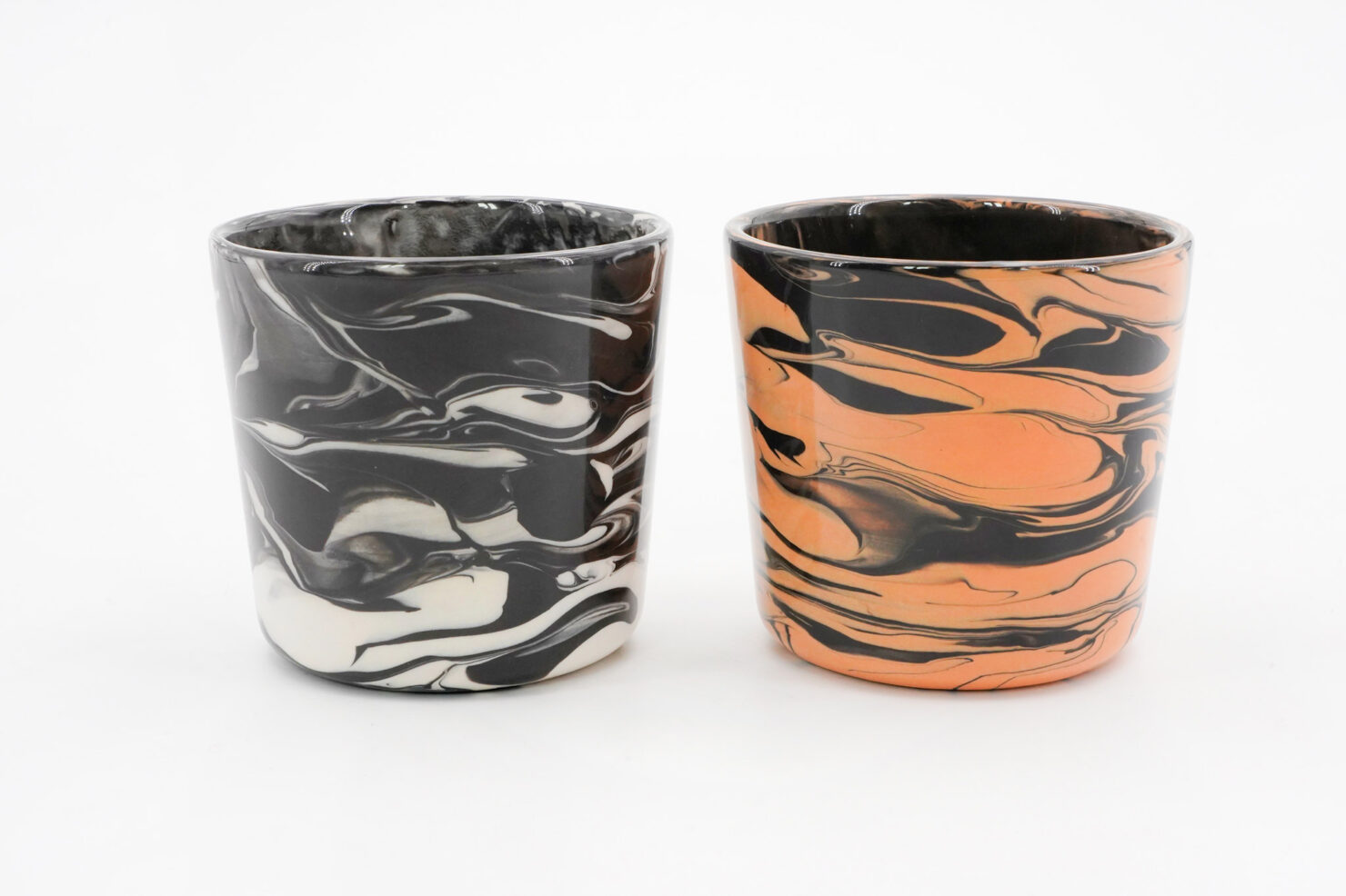 MARBLED CUP - HAY
