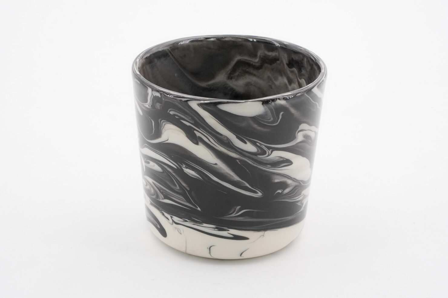 MARBLED CUP black - HAY