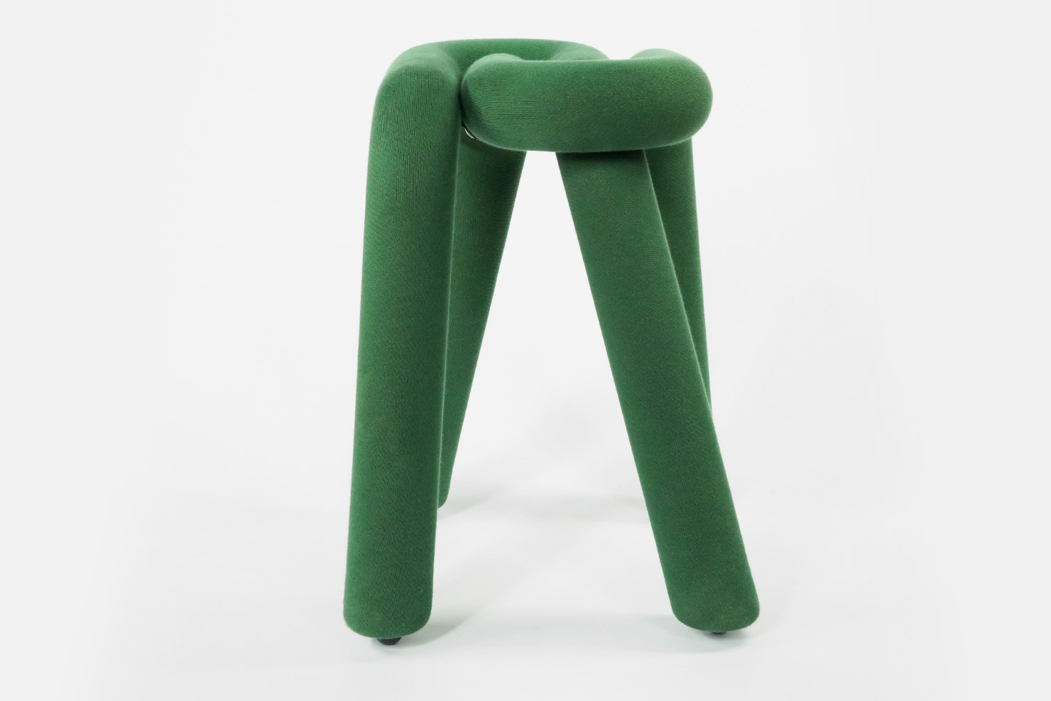 BIG GAME BOLD STOOL FOREST GREEN - S.A.R.L. DOMESTIC MOUSTACHE