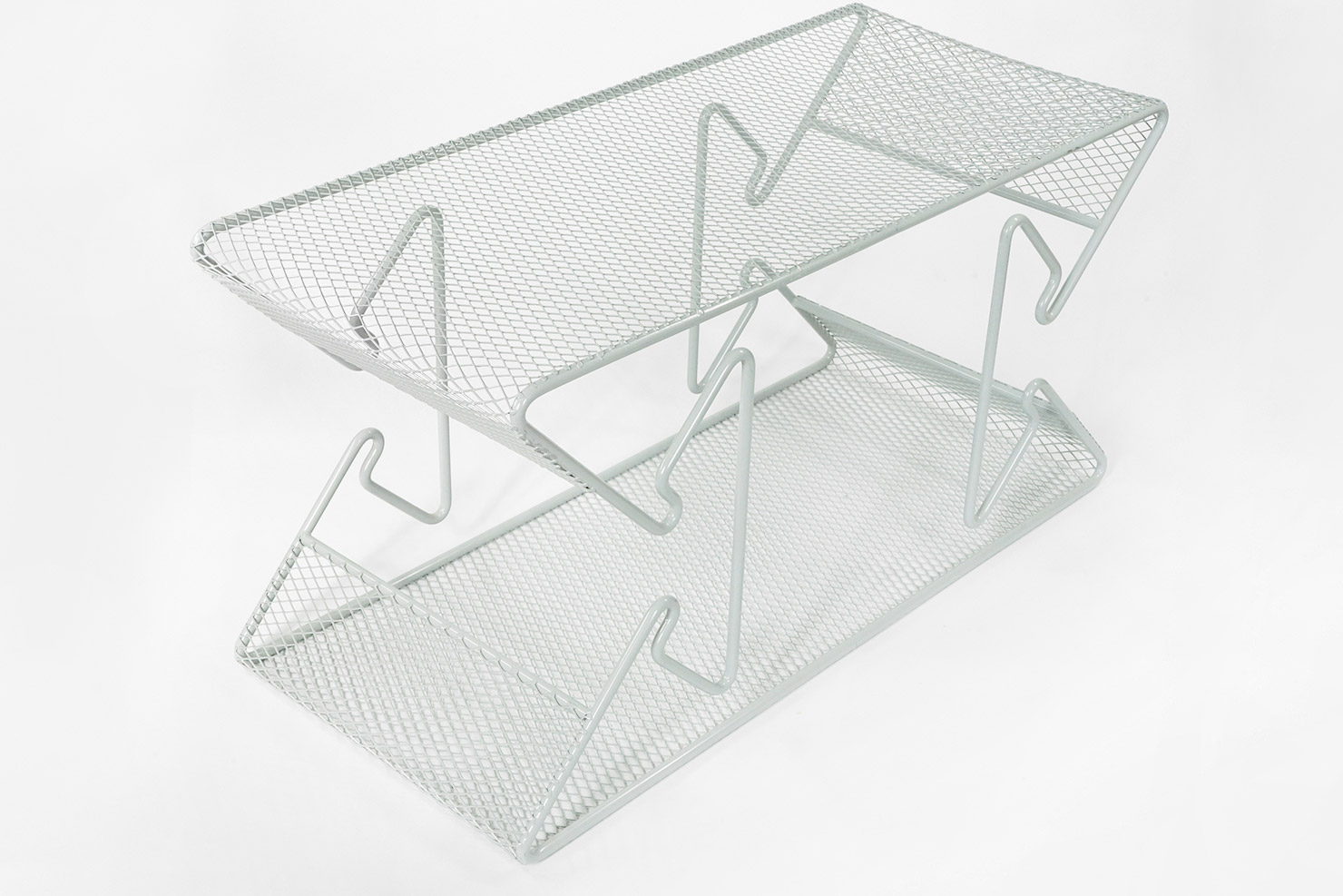 RORSCHACH TABLE GREY - REINIS DUCMANIS
