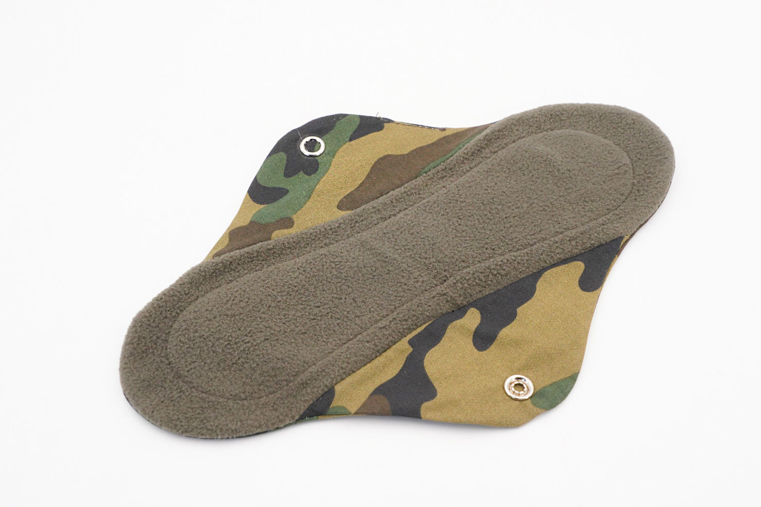 COTTON WASHABLE PAD CLOTH CLASSIC LINE DOUBLE PACK CAMOUFLAGE - SHESEVE