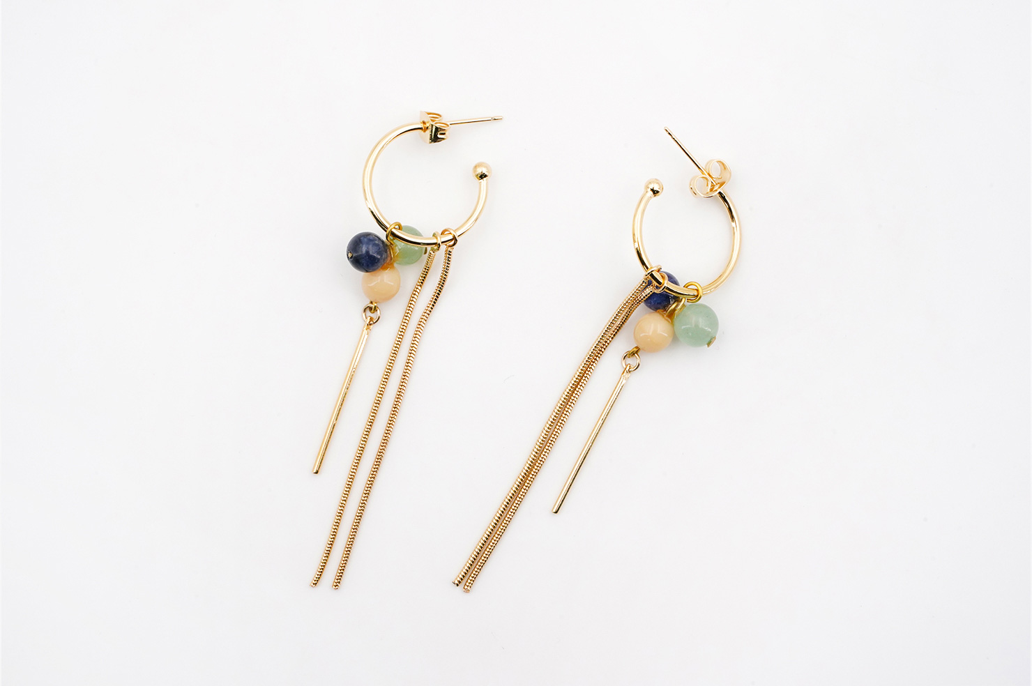 WILDBERRY EARRINGS SMALL - MEDICINE DOUCE